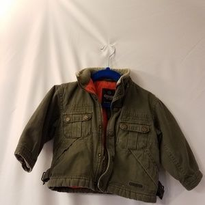 OshKosh boys coat size 12 mos